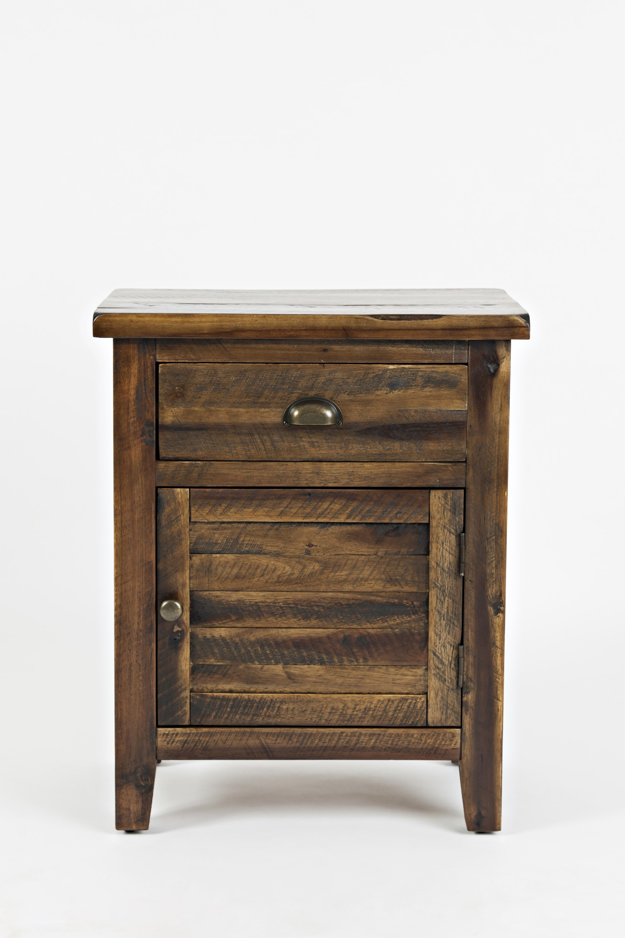 Artisan's Craft Accent Table by Jofran at Stoney Creek Furniture