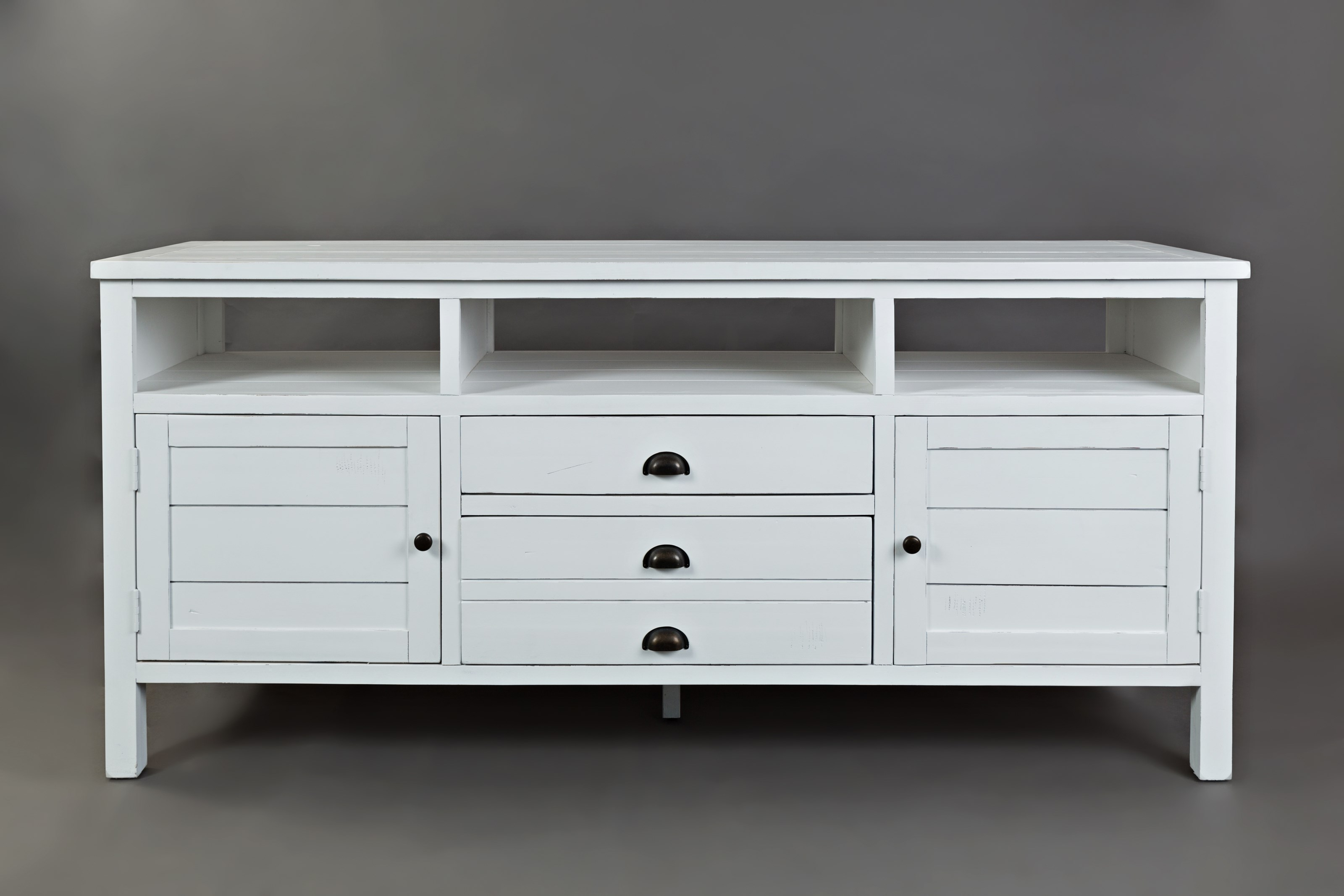 "Artisan's Craft 70"" Media Console by Jofran at Value City Furniture"