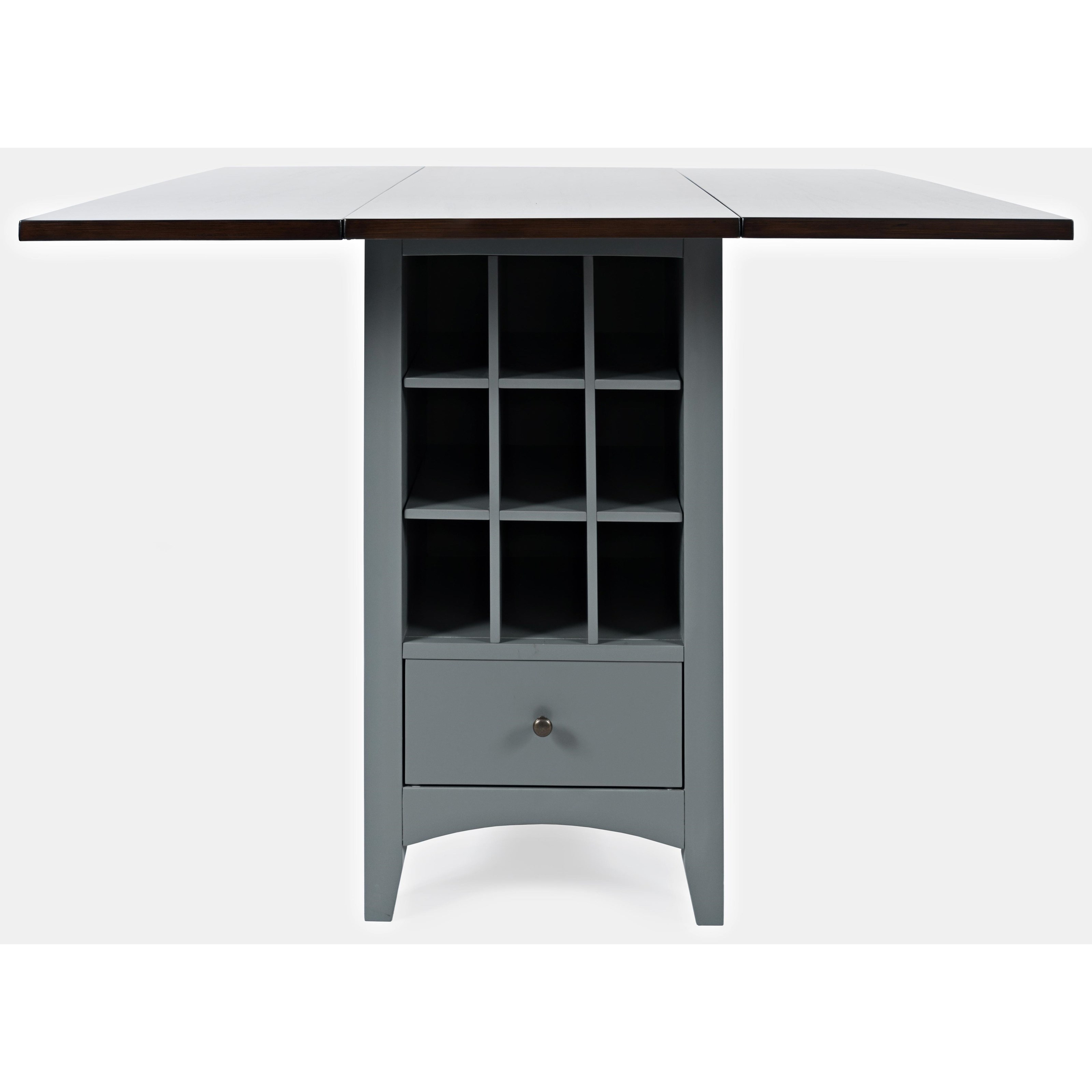 Asbury Park Storage Counter Dropleaf  by Jofran at Home Furnishings Direct
