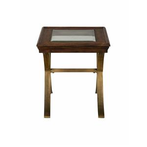 Morris Home Furnishings Henning Henning End Table
