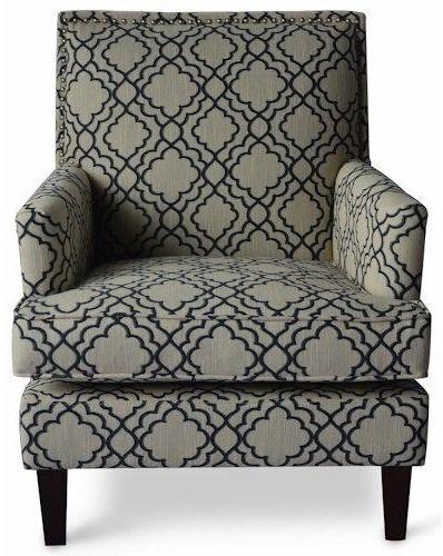 Aubrey Midnight Chair