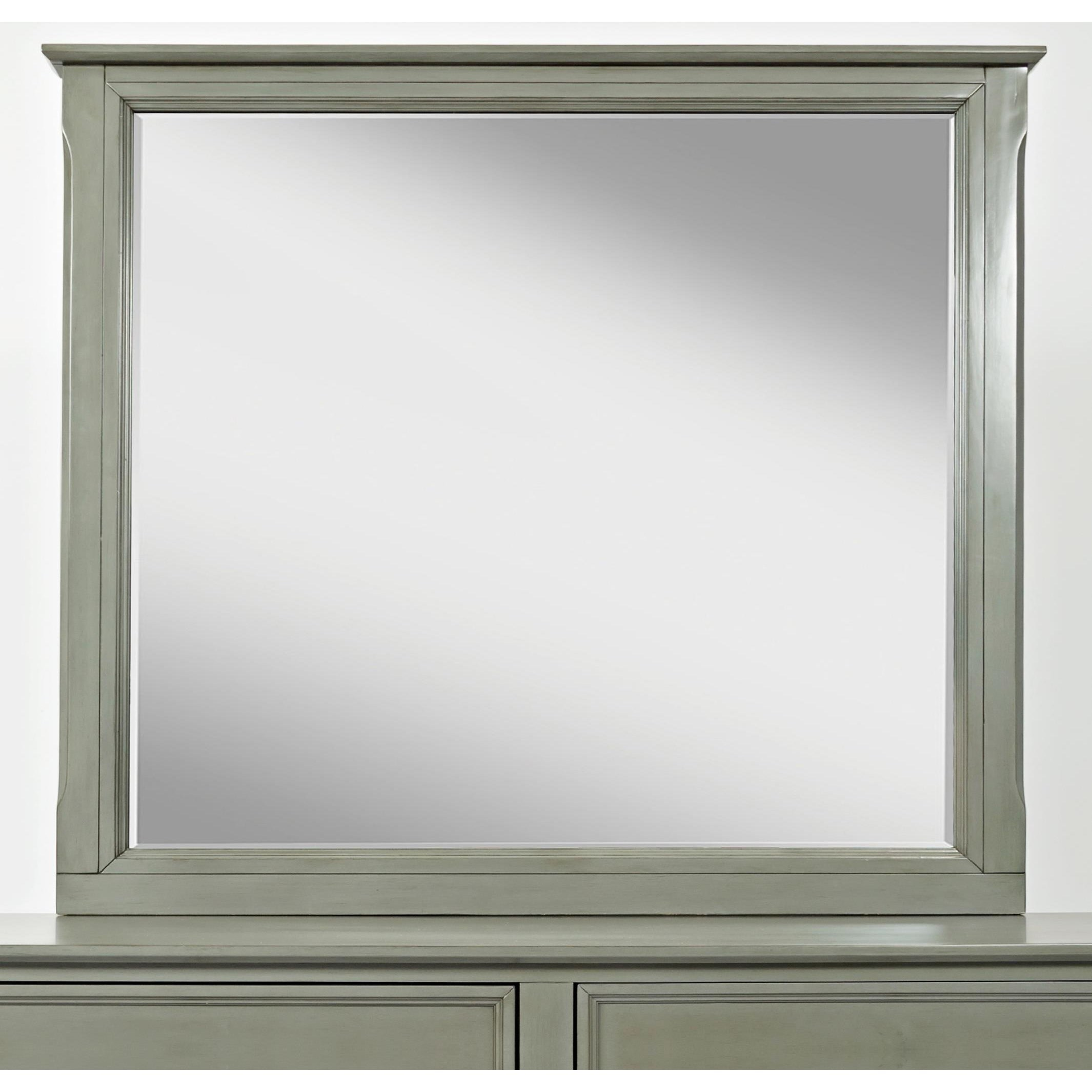 Jofran Oakley: Grey Mirror - Item Number: 1618-20