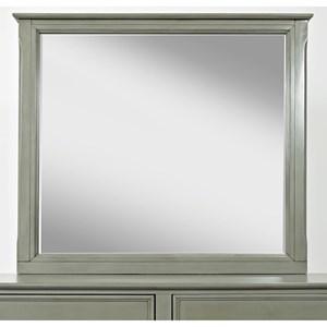 Jofran Oakley: Grey Mirror