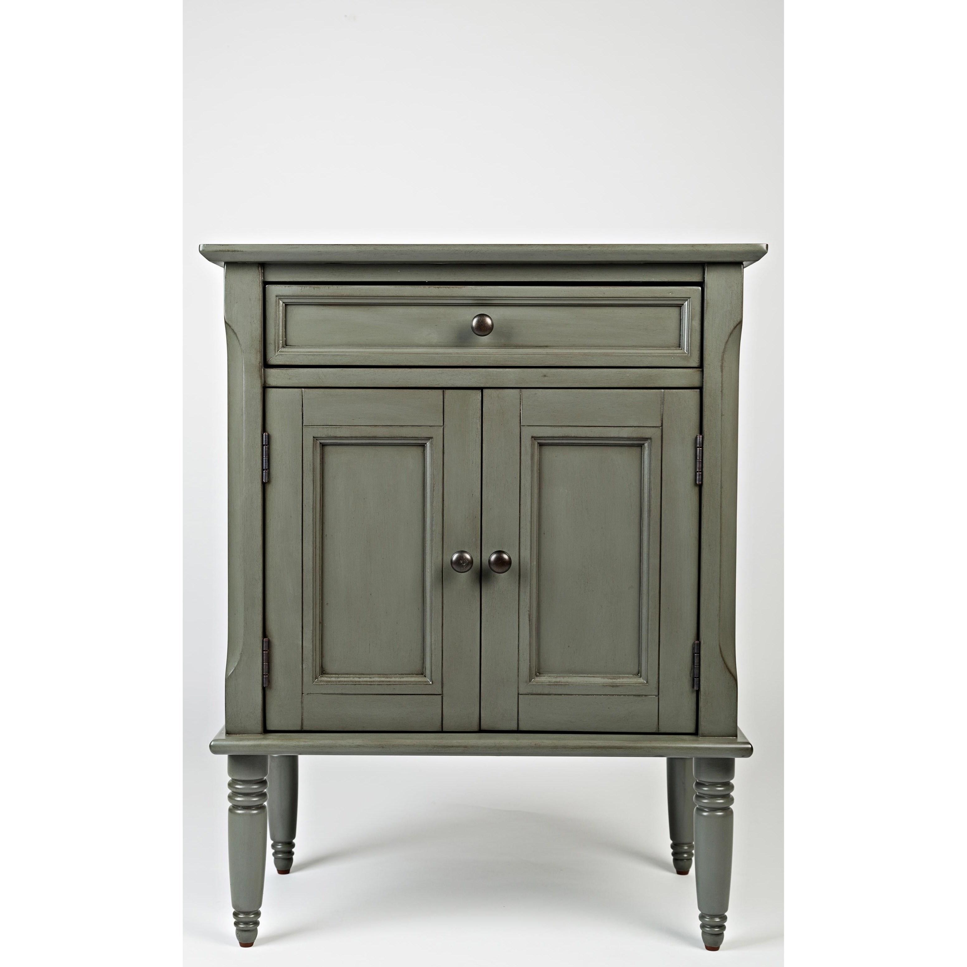 Jofran Oakley: Grey Door Nightstand - Item Number: 1618-99