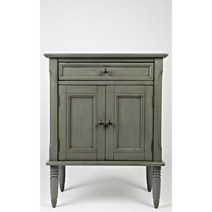 Jofran Avignon Youth Door Nightstand