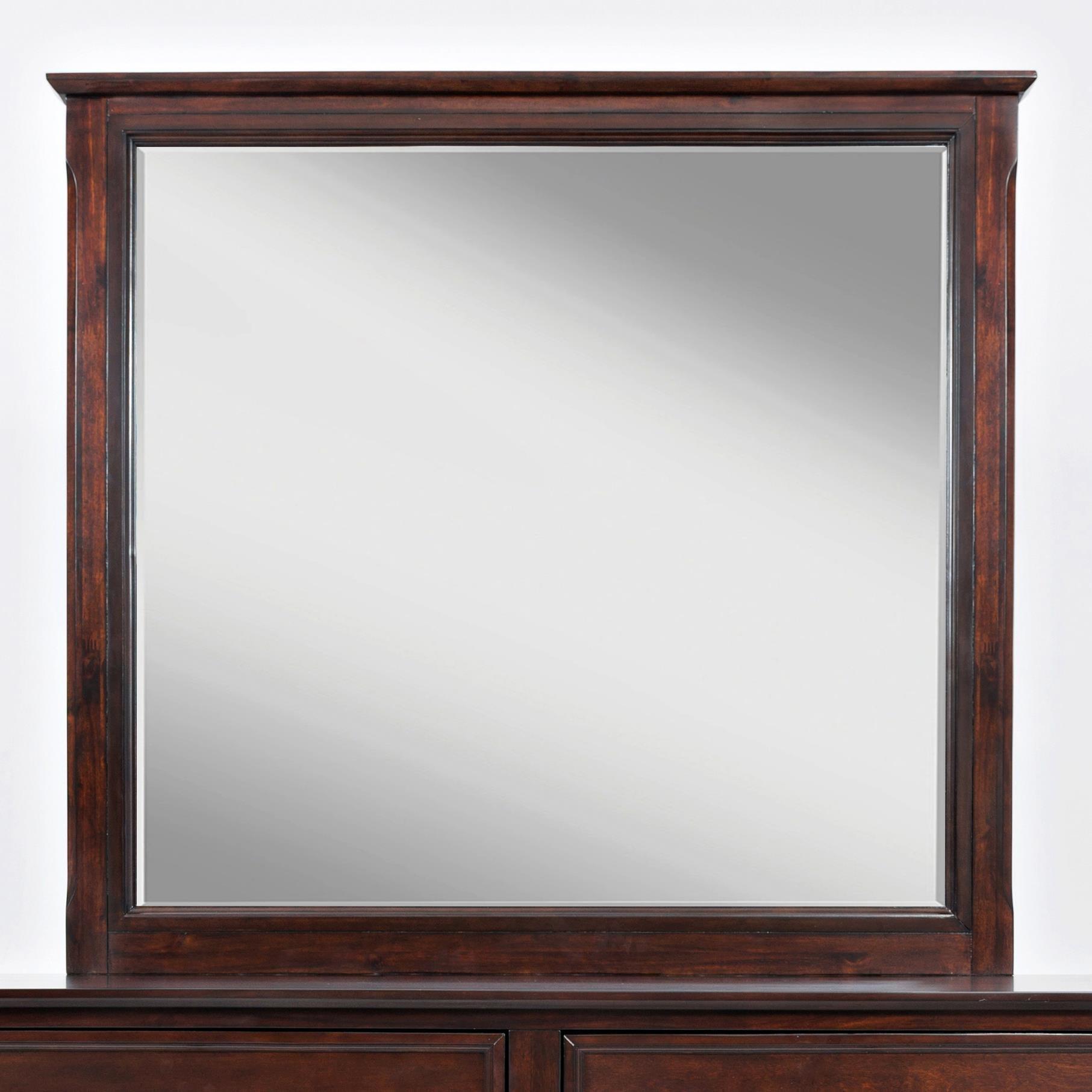 Jofran Boden: Cherry Mirror - Item Number: 1619-20