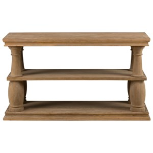 Jofran Big Sur Sofa Table