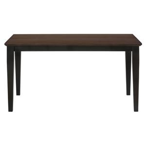 Jofran Braden Birch Rectangular Dining Table