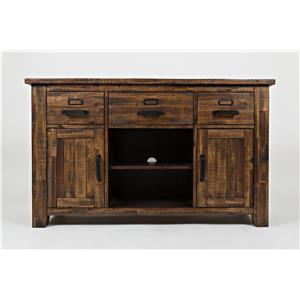 "Morris Home Furnishings Clarkston Clarkston 50"" Media Unit"