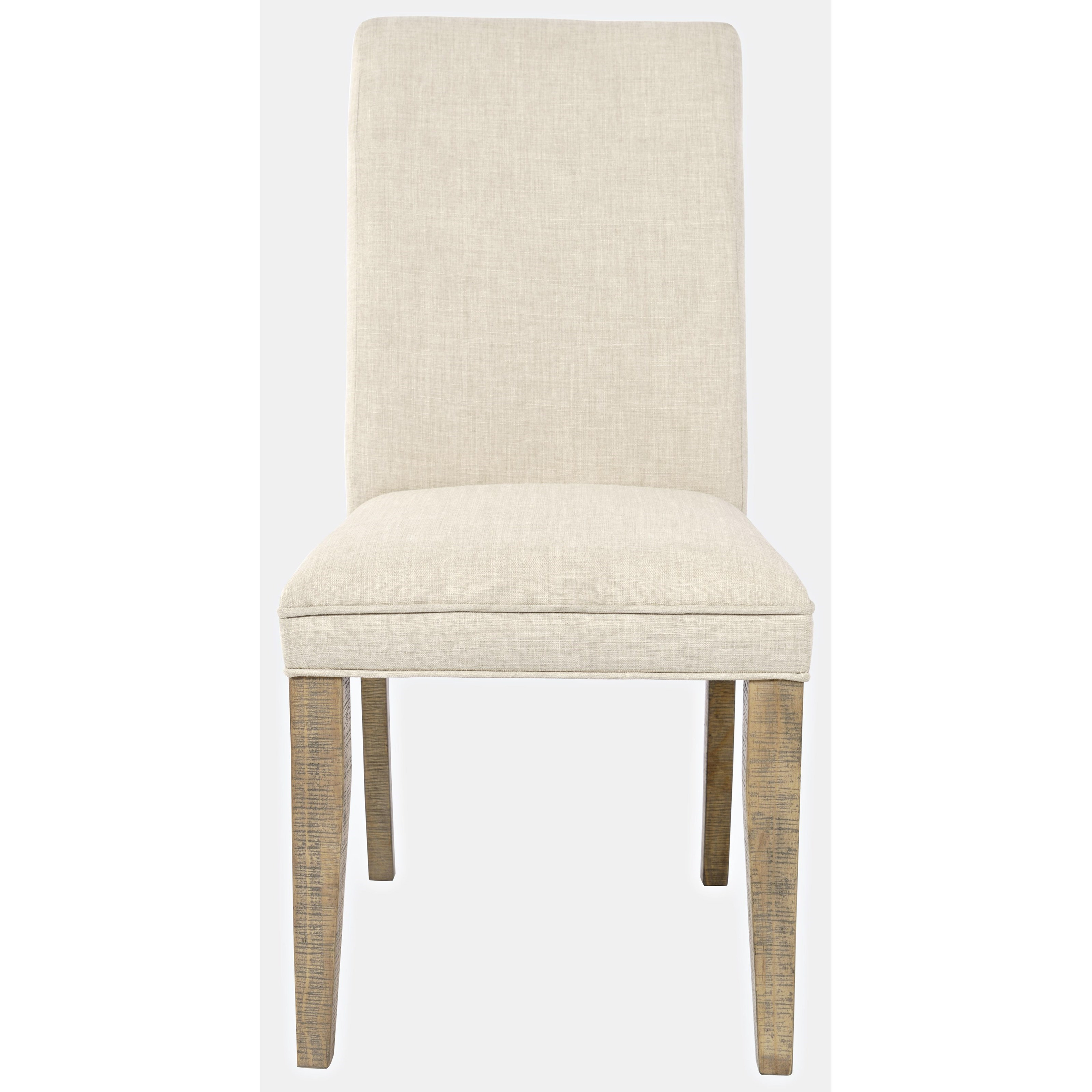 Carlyle Crossing Upholstered Chair by Jofran at Darvin Furniture