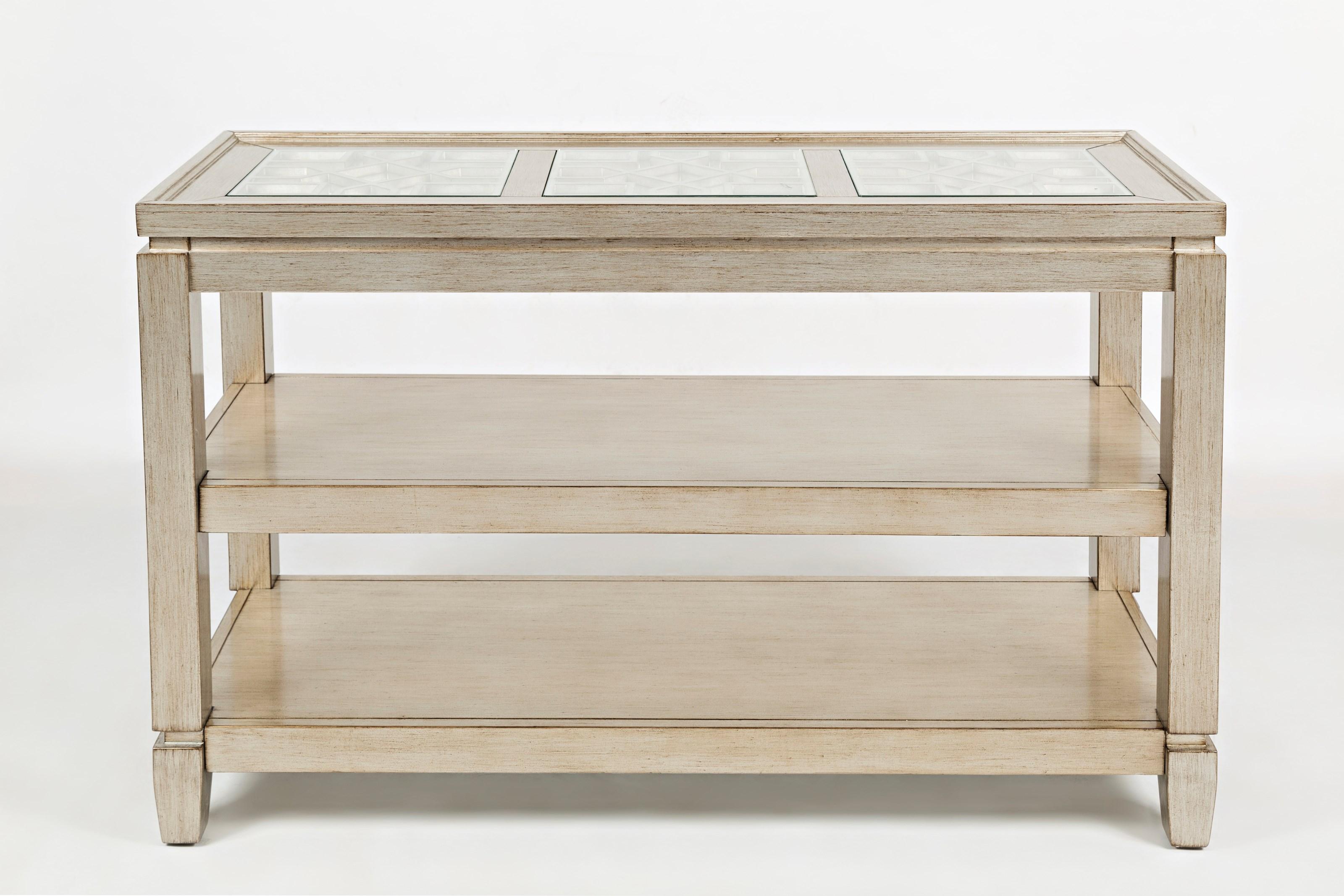 Jofran Casa Bella Sofa Table - Item Number: 1551-4