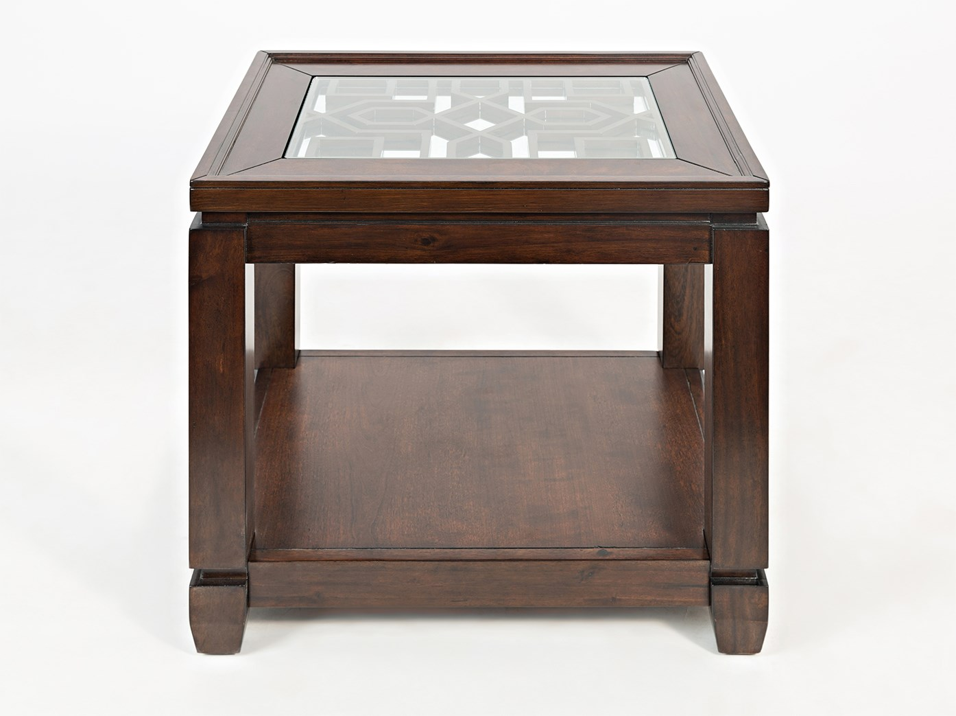 Jofran Casa Bella Chairside Table - Item Number: 1566-7