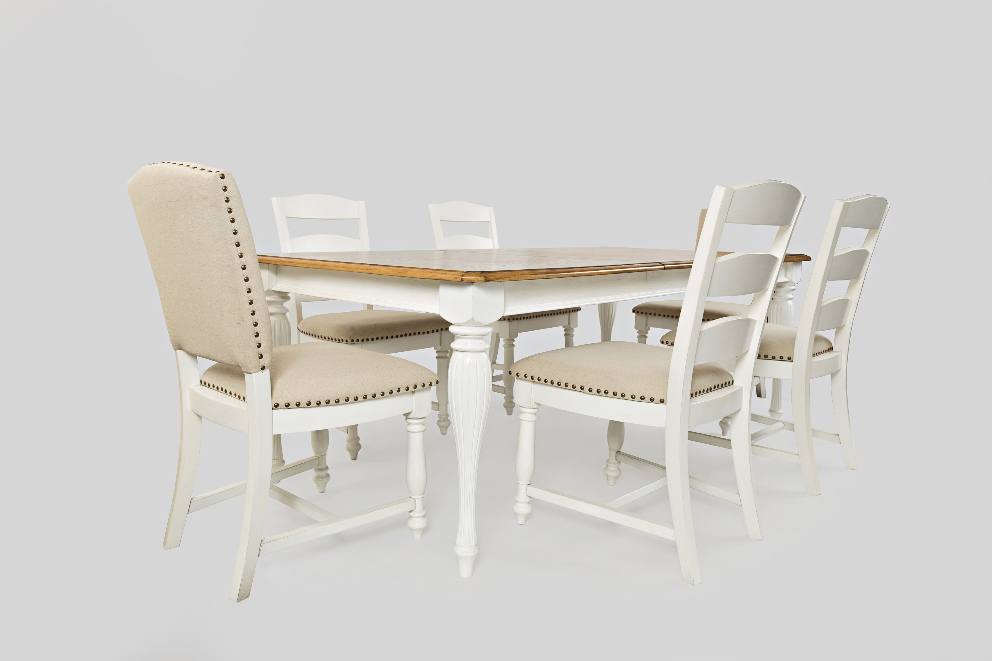 Rectangle Table and Chair Set