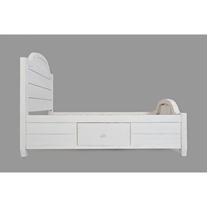 VFM Signature-JF Chesapeake Twin Size Bed