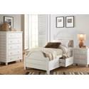 Jofran Chesapeake Twin Size Bed