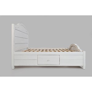 Jofran Chesapeake King Size Bed