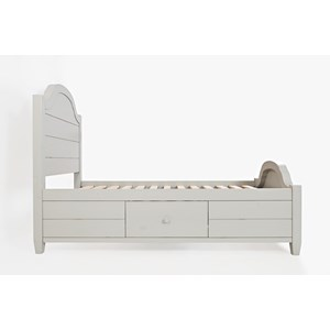 Jofran Chesapeake Twin Size Bed