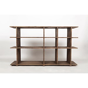 Morris Home Furnishings Ridgewood Bookcase