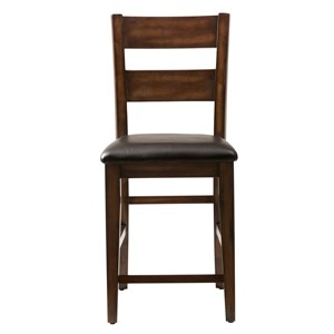Jofran Cooke County Ladderback Counter Stool