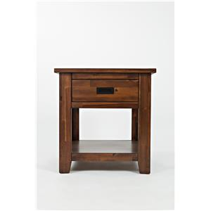 Jofran Coltran End Table