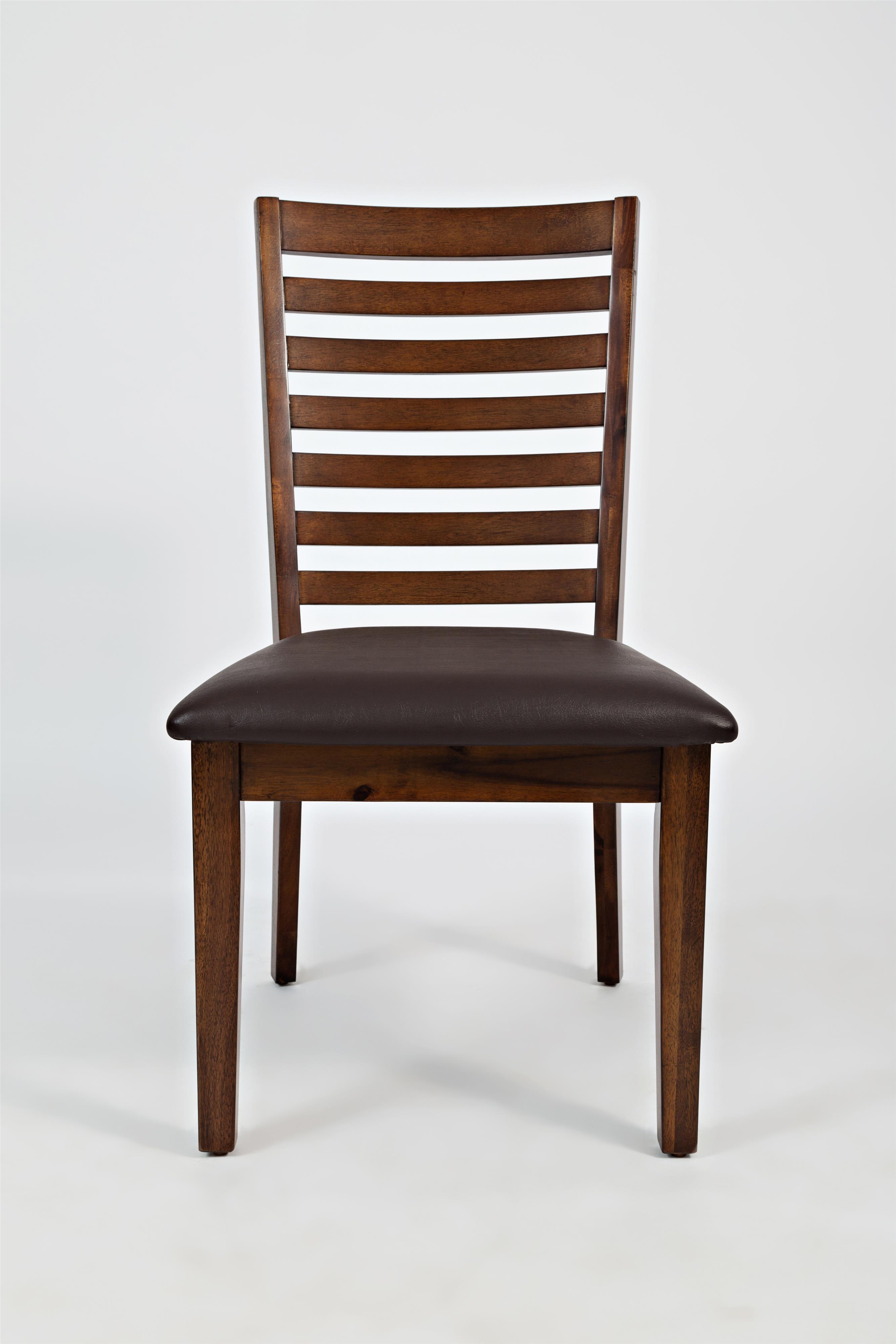 Jofran Coolidge Corner Ladderback Dining Chair - Item Number: 1501-380KD