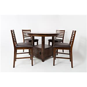 Jofran Coolidge Corner Pub Table and Chair Set