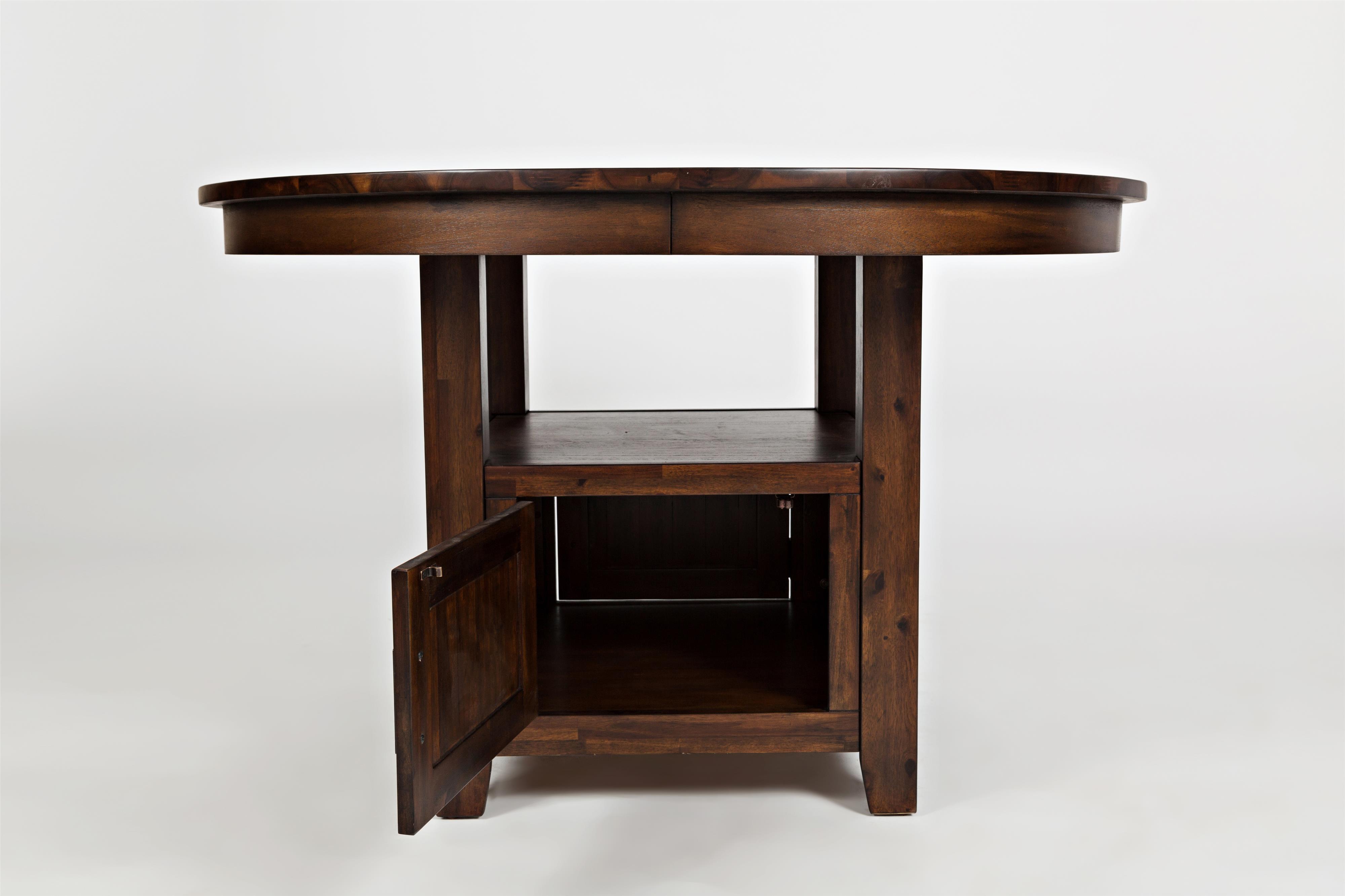 "Jofran Coolidge Corner 48"" Round High/Low Table"