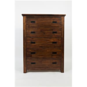 Jofran Coltran 5 Drawer Chest