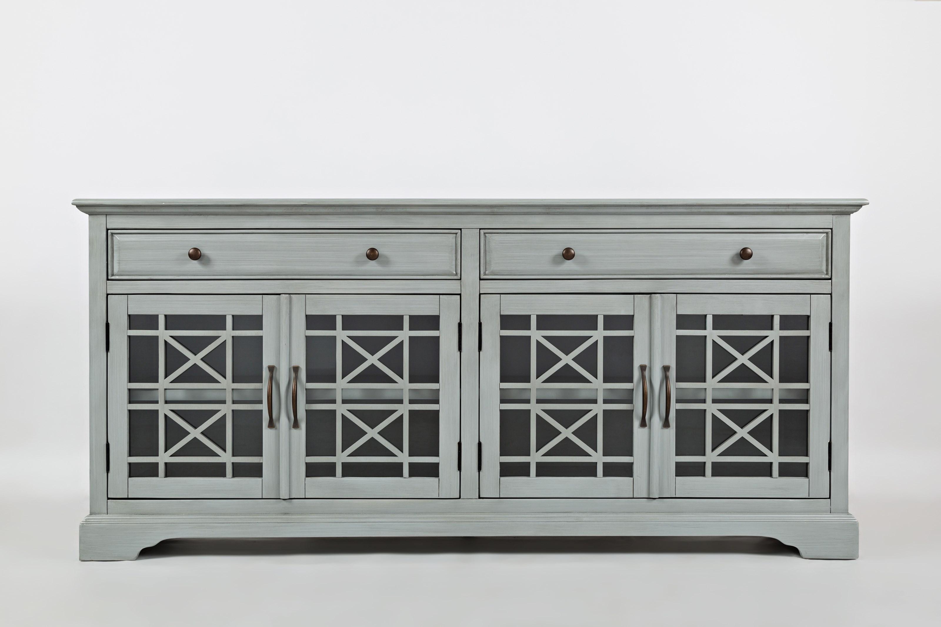 "Jofran Craftsman 70"" Media Unit - Item Number: 1690-4"