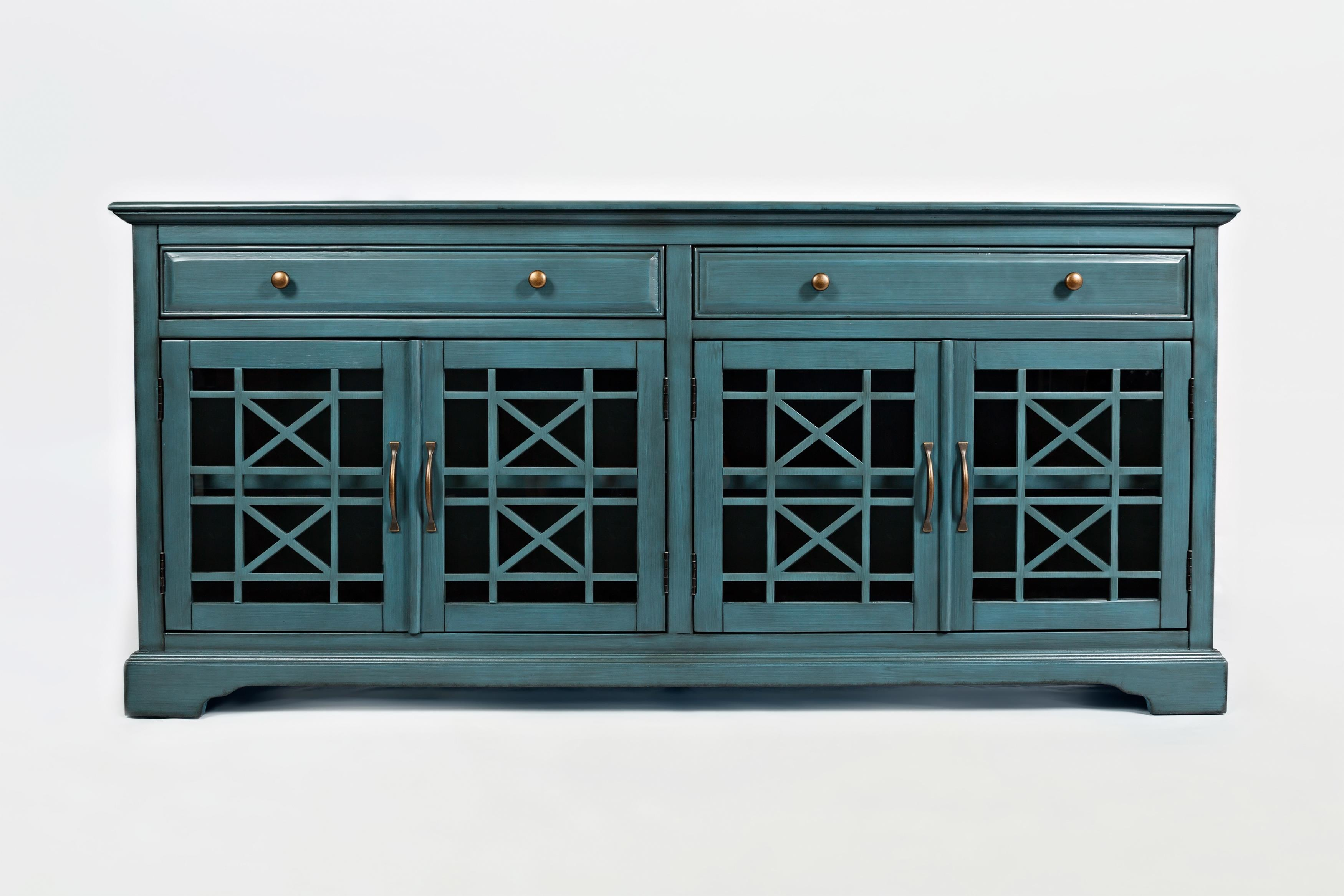 "Jofran Craftsman 70"" Media Unit - Item Number: 175-9"