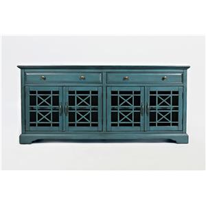 "Jofran Craftsman 70"" Media Unit"