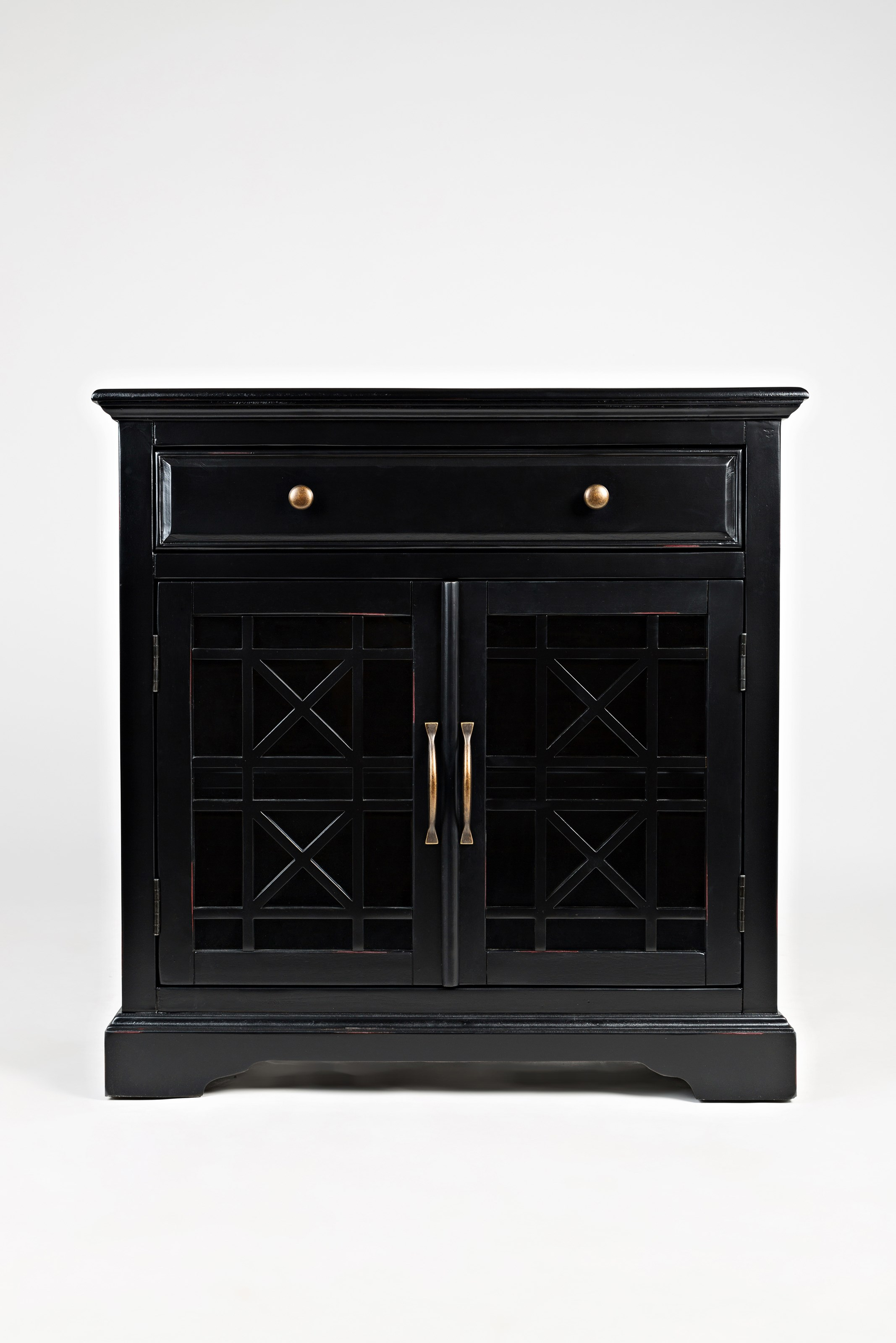 """Craftsman 32"""" Accent Chest by Jofran at Stoney Creek Furniture"""