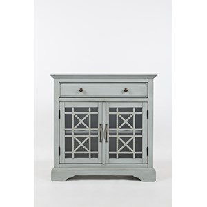 "Jofran Craftsman 32"" Accent Chest"
