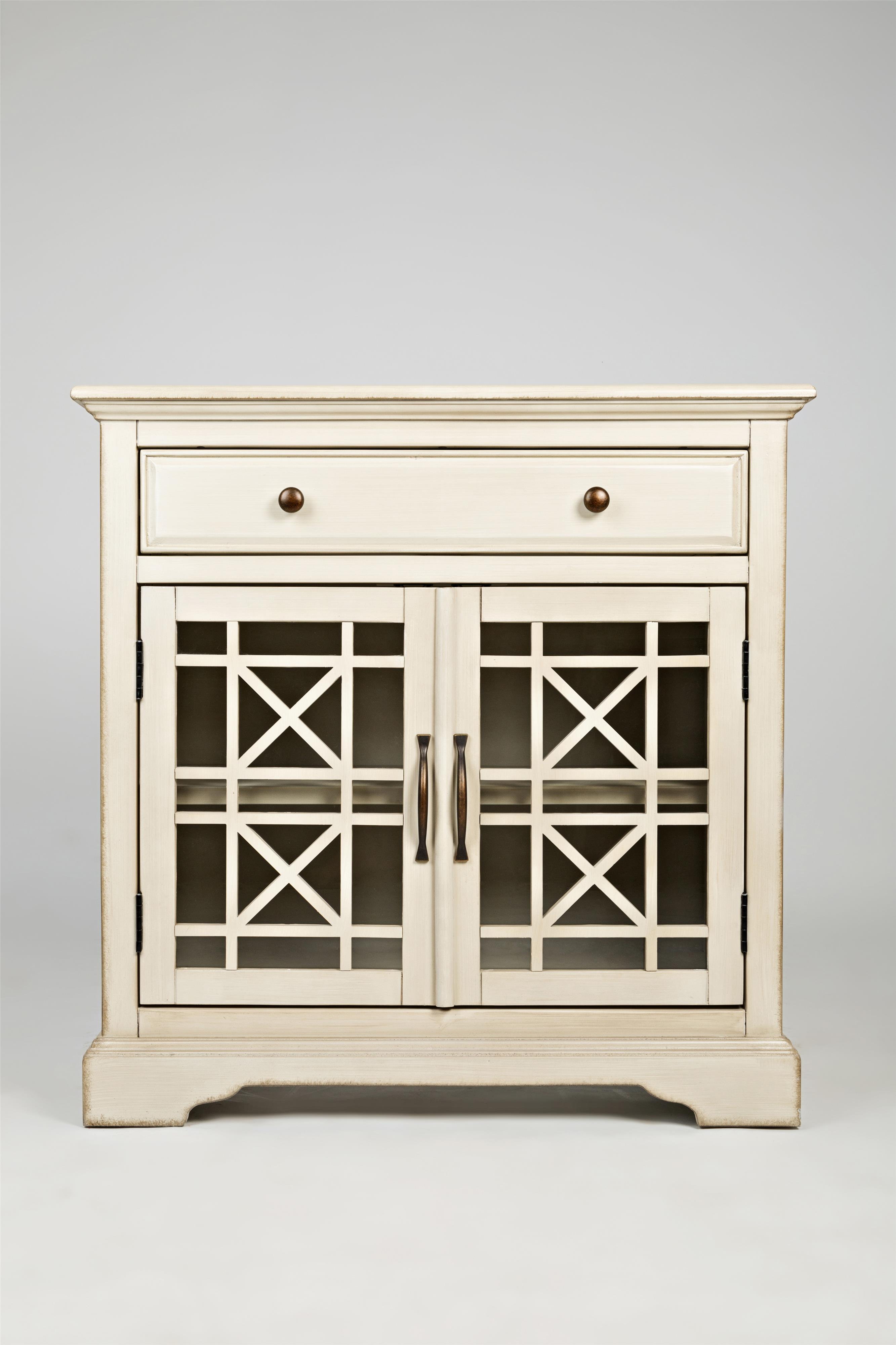 "Craftsman 32"" Accent Chest by Jofran at Beck's Furniture"