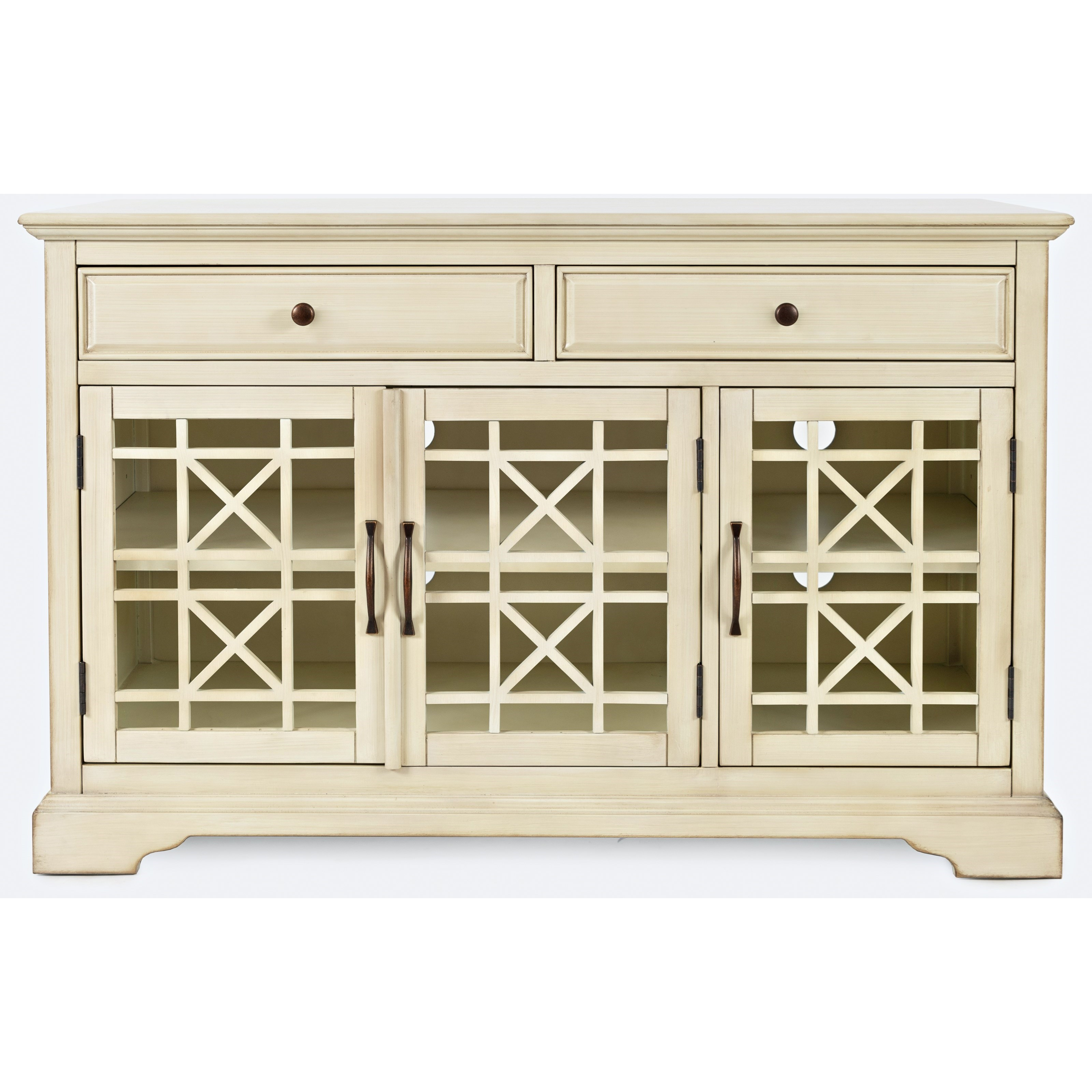 Craftsman Console by Jofran at Stoney Creek Furniture