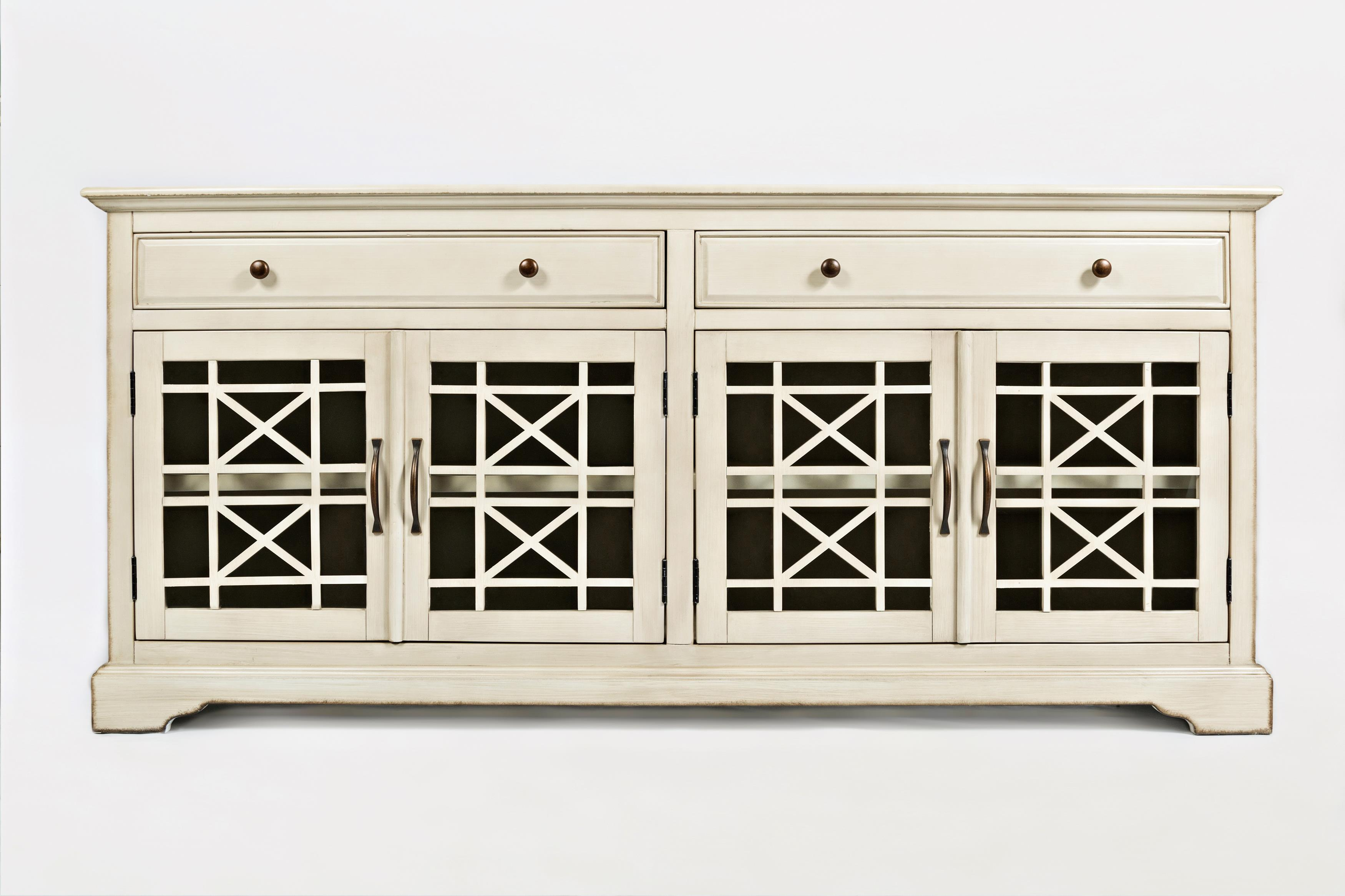 "Jofran Craftsman 70"" Media Unit - Item Number: 675-9"