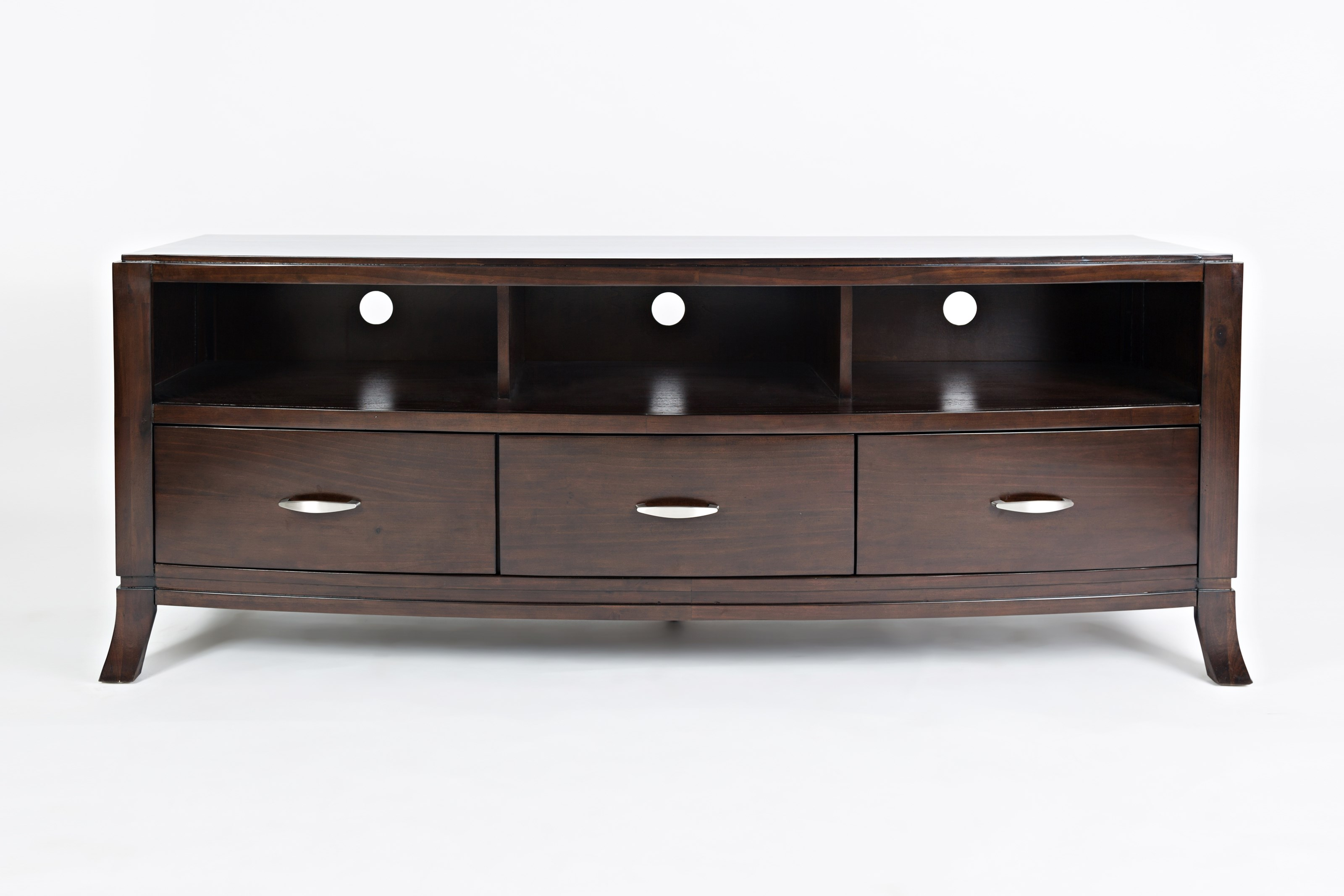 """Jofran Downtown 70"""" Media Console - Item Number: 1688-70"""