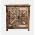 Jofran Eden Prairie 2 Door Accent Cabinet - Item Number: 1989-32