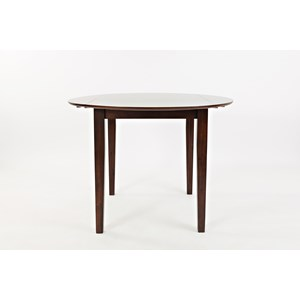Jofran Everyday Classics Round Drop Leaf Table