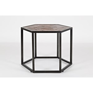 Belfort Essentials Flatiron District Cocktail Table