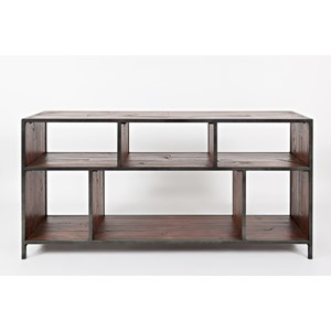 "Jofran Flatiron District 60"" Bookcase"