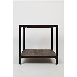 Jofran Reclaimed Pine Reclaimed Pine End Table