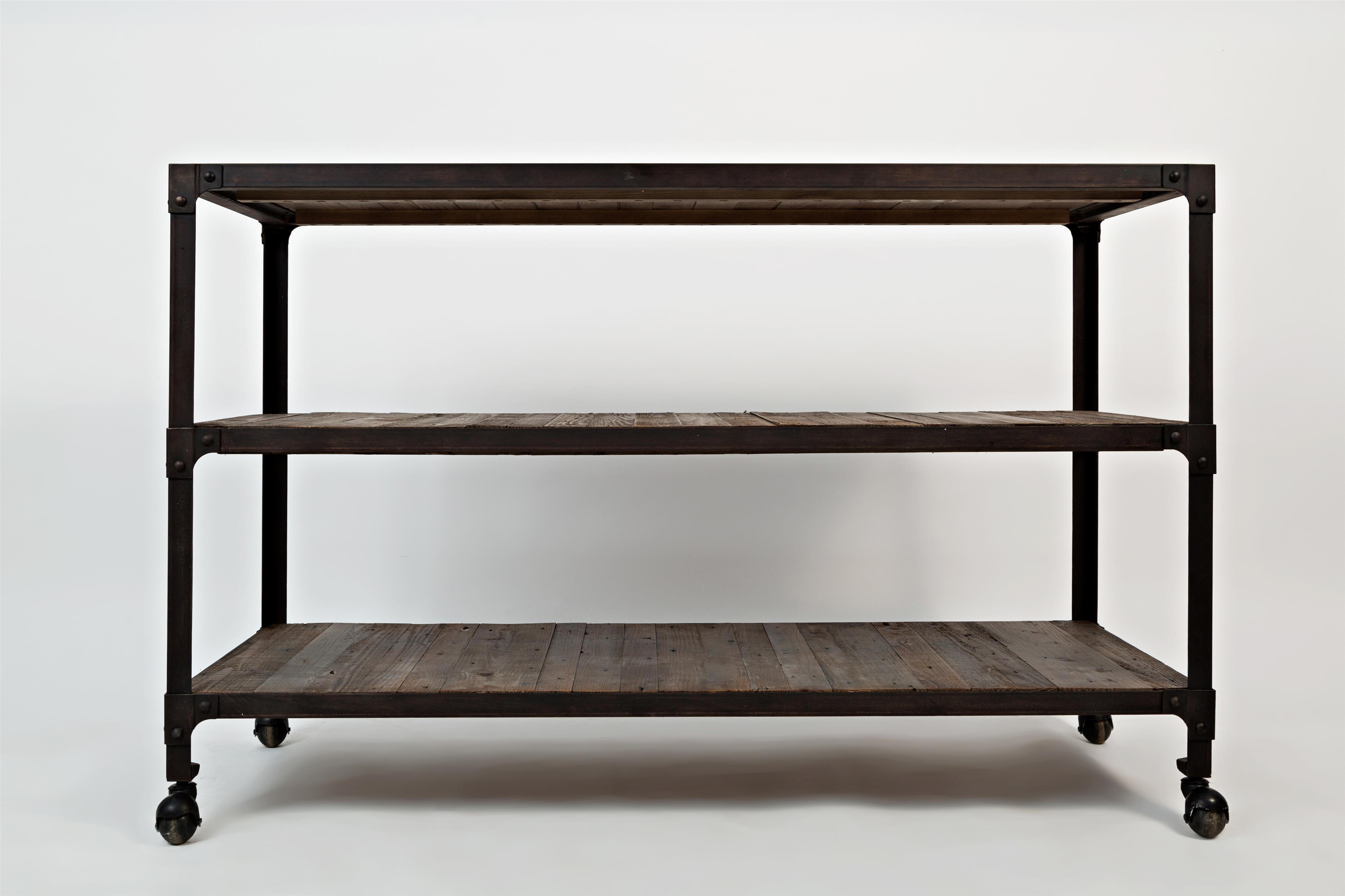 Jofran Franklin Forge Franklin Forge Sofa Table - Item Number: 1540-4