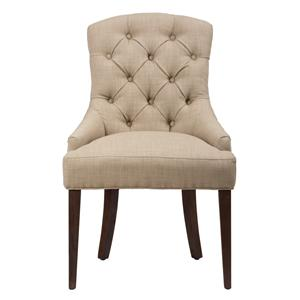 Morris Home Furnishings Long Beach Long Beach Upholstered Side Chair