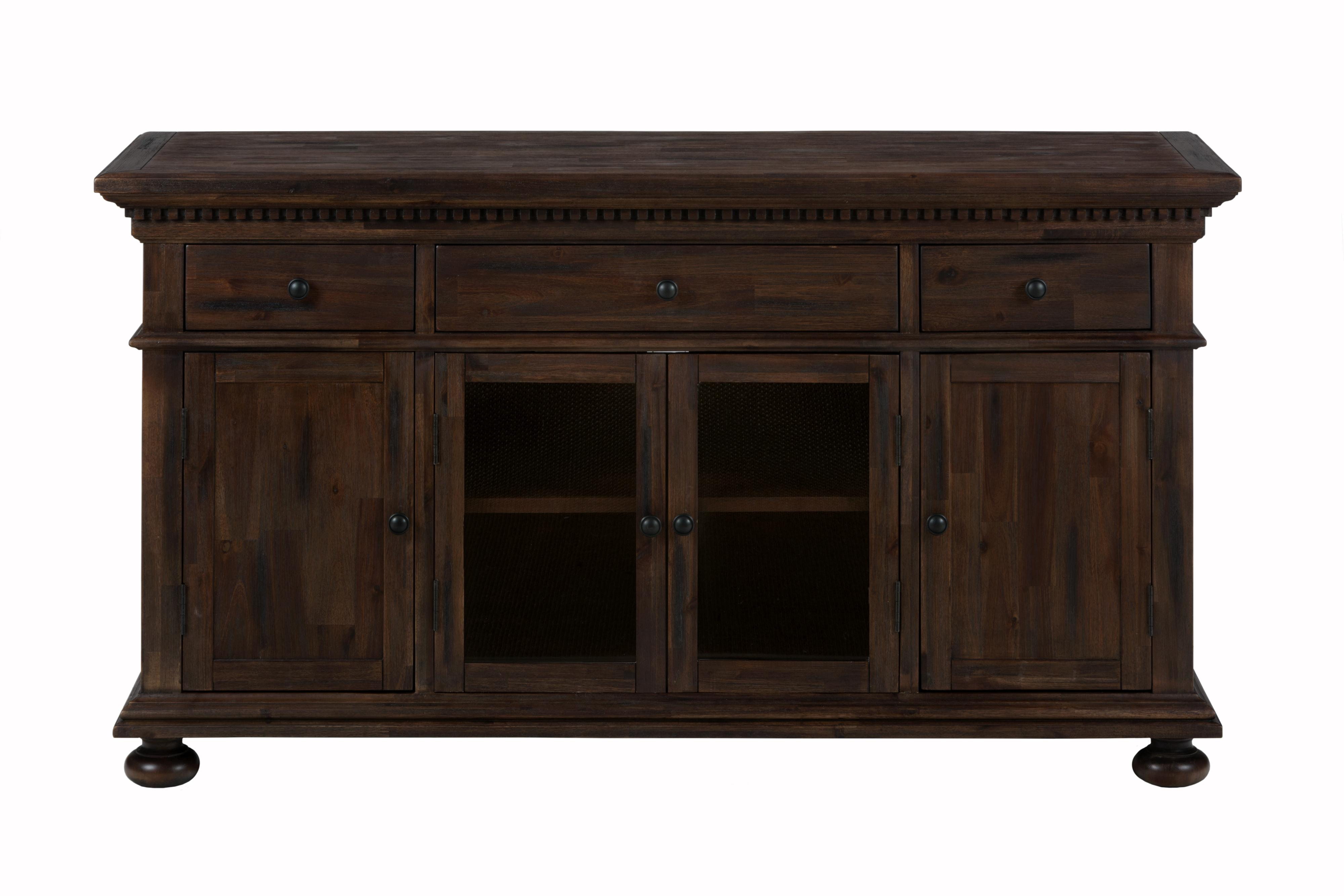 "Jofran Evelyn 60"" Server / Media Cabinet - Item Number: 679-60"