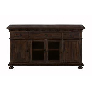 "Jofran Geneva Hills 60"" Multi-Purpose Media Cabinet"