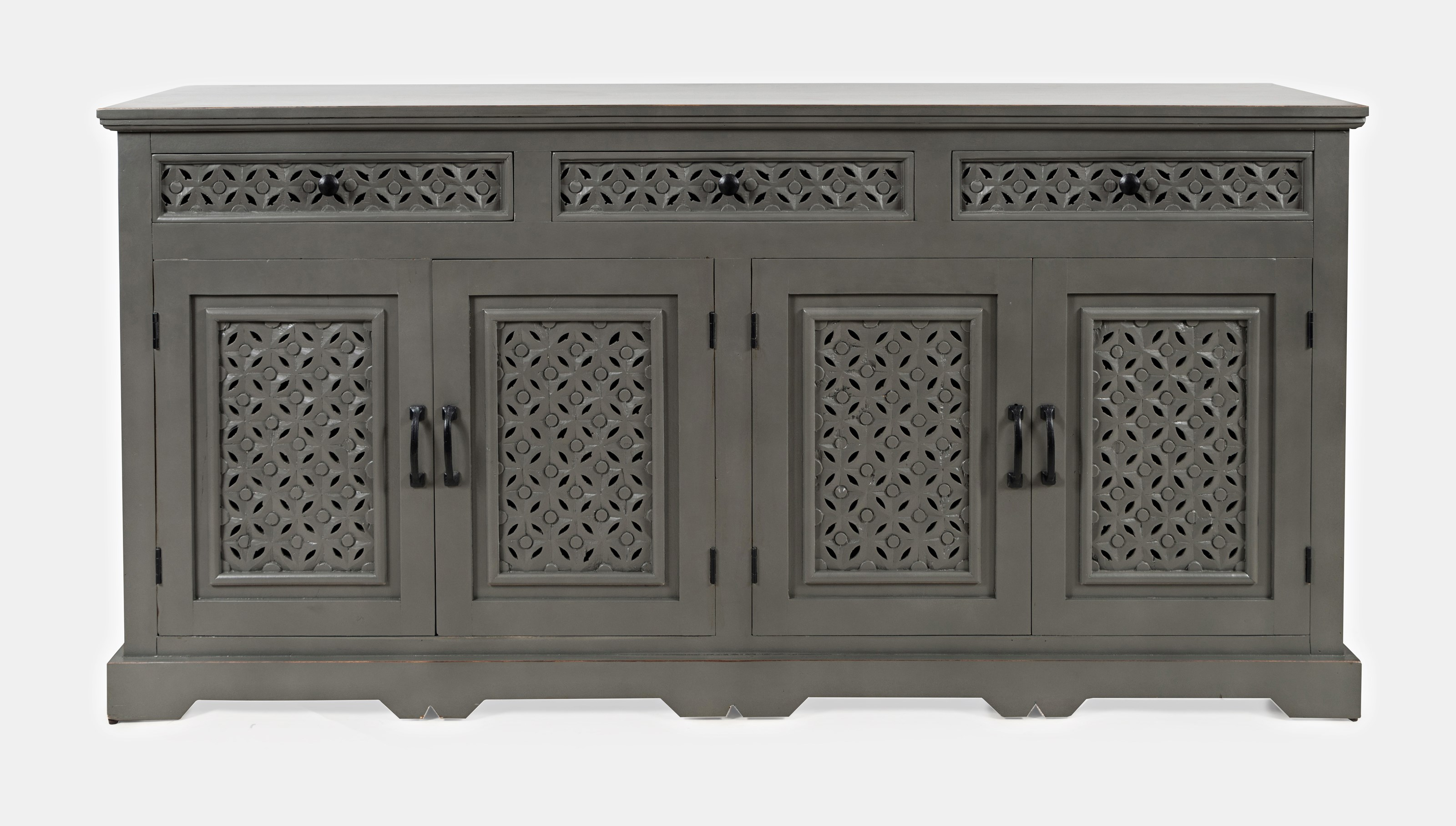 """Global Archive Decker 70"""" Console by Jofran at Jofran"""