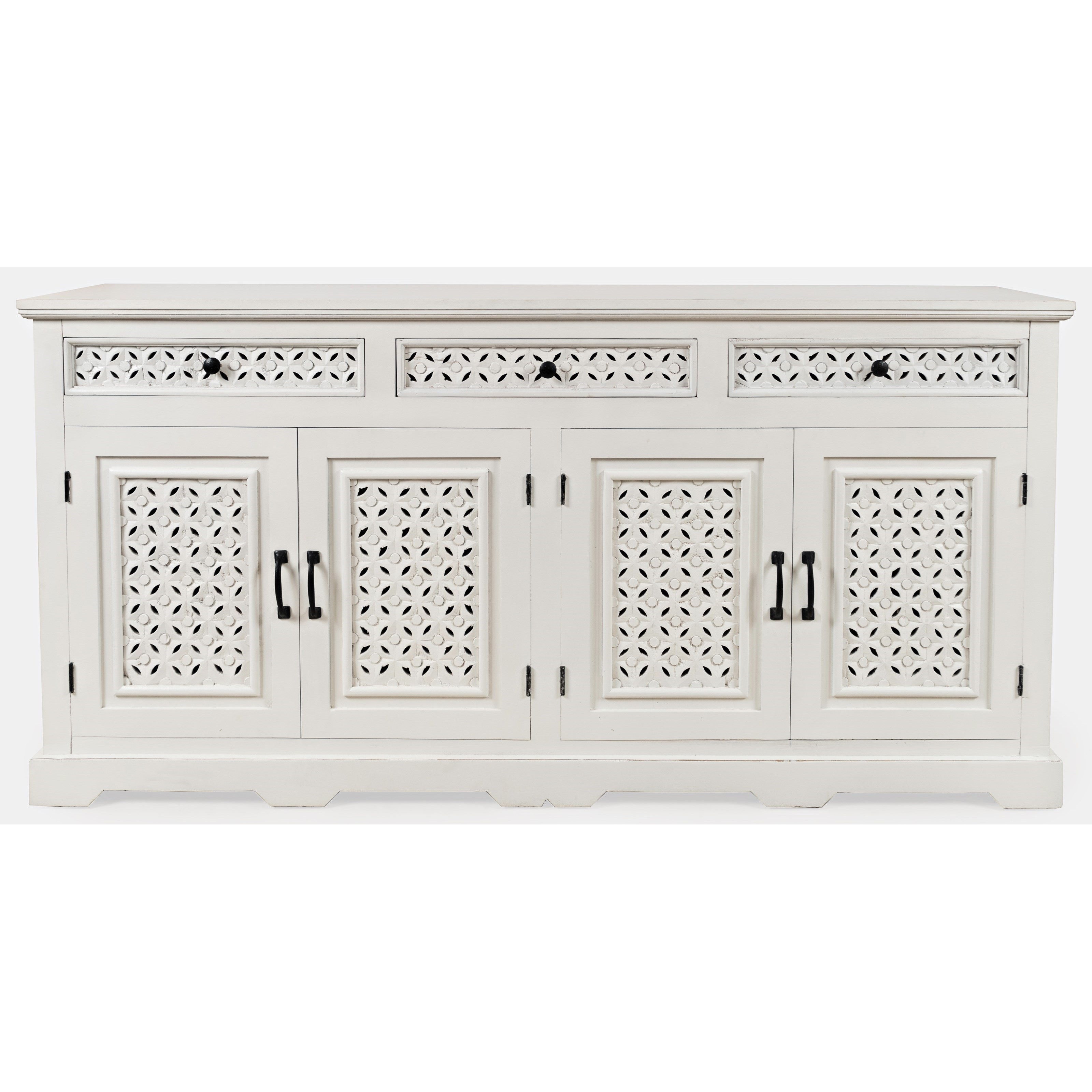 """Global Archive Decker 70"""" Console by Jofran at Stoney Creek Furniture"""