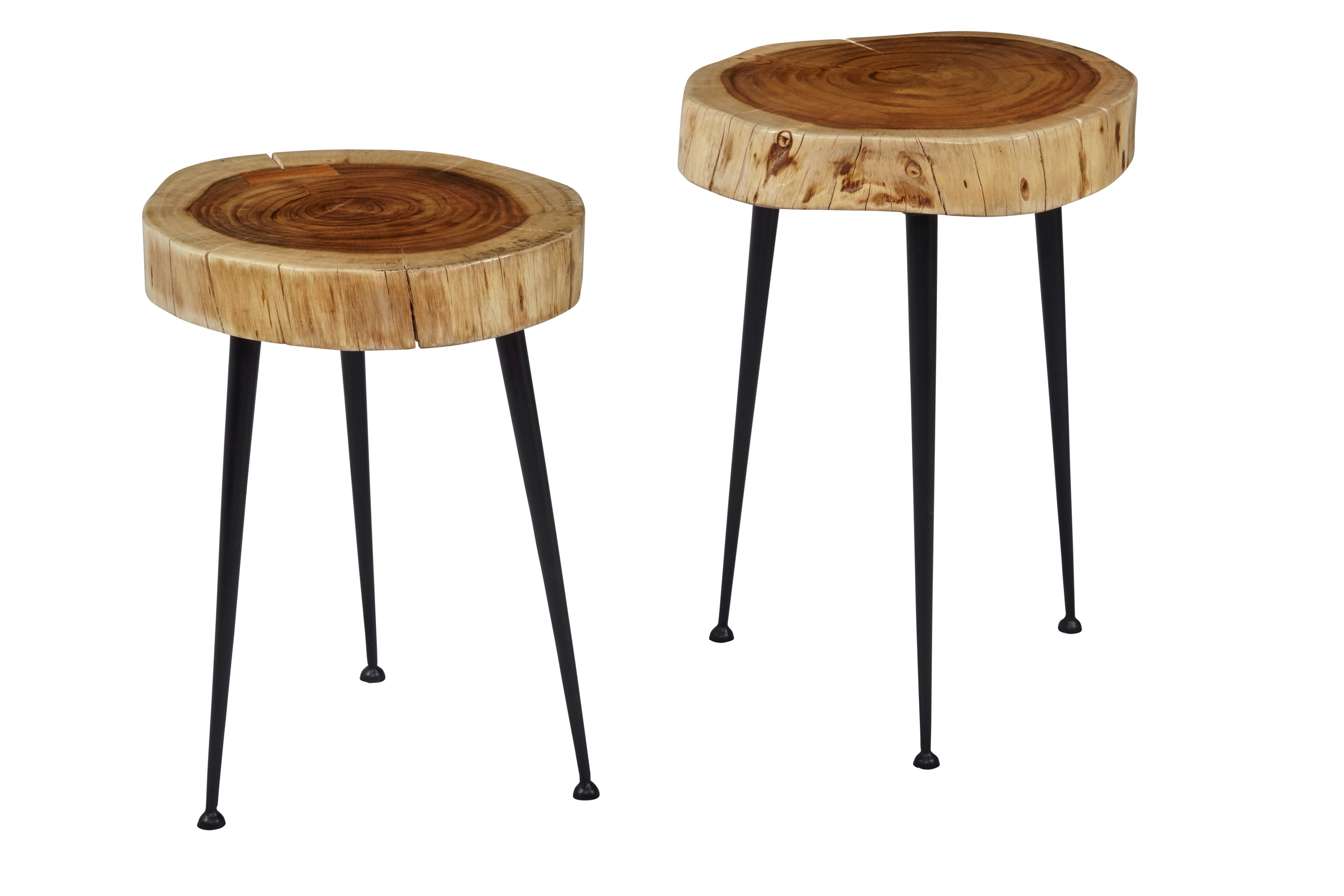 Set of 2 Accent Tables