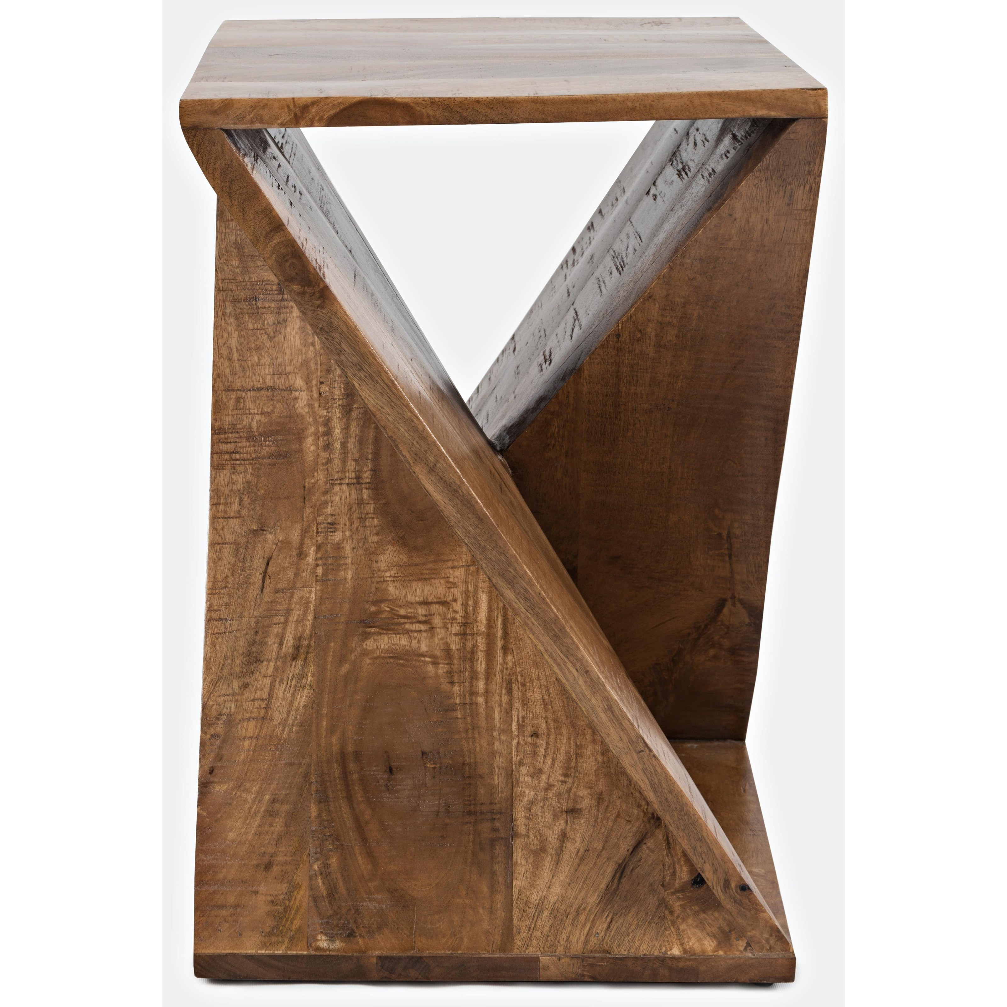 Global Archive Jasper Accent Table by Jofran at Stoney Creek Furniture